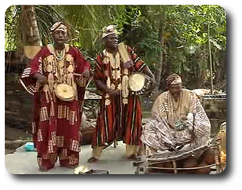 Osogbo Historical Composition: Bild 6