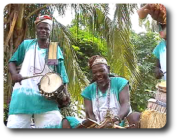 Osogbo Historical Composition: Bild 9